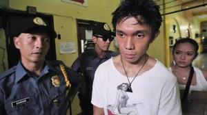 Cảnh trong phim Shackled (Bị còng tay) của Philippines - Phim truyện xuất sắc nhất Haniff 2